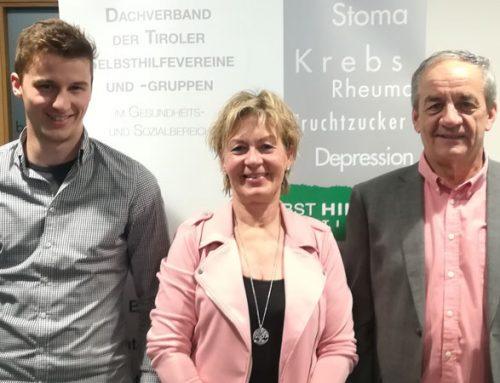 Netzwerktreffen in Landeck, Sozial- und Gesundheitssprengel Landeck