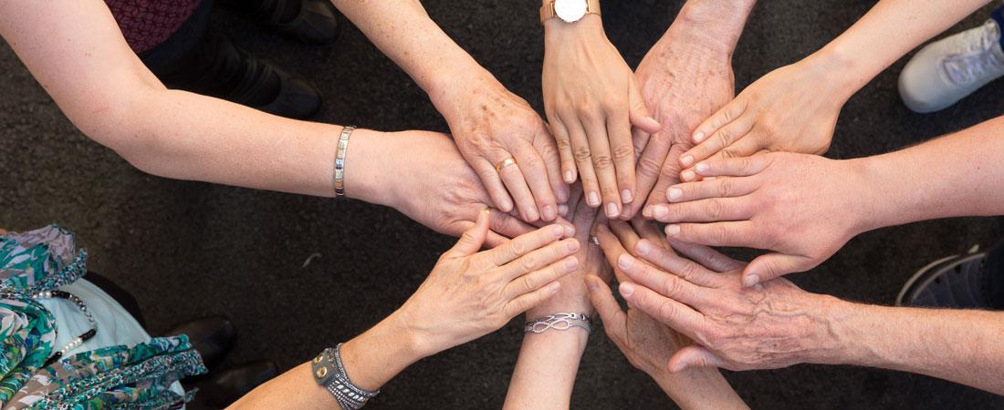 Selbsthilfegruppen - gemeinsam stark