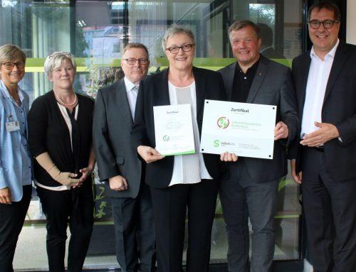 Zertifizierung Selbsthilfefreundliches Krankenhaus – Cystische Fibrose-Zentrum Innsbruck