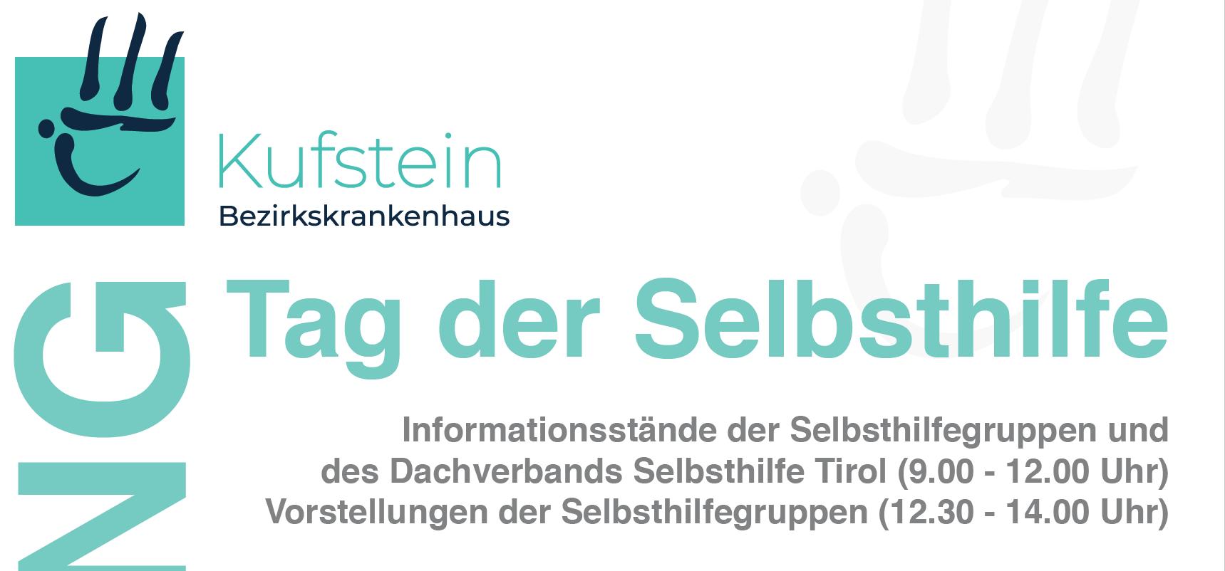 Tag der Selbsthilfe - Kufstein 2019