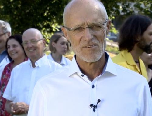 """Spot """"Aufeinander schauen"""" – Sensibilisierungskampagne Demenz Tirol"""