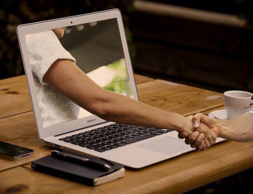 Virtuelle Selbsthilfe – Arbeitshilfe für Online Treffen